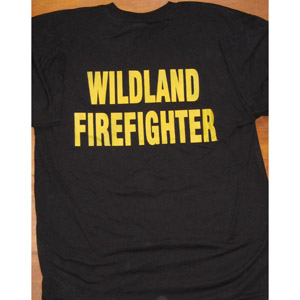 Wildland Firefighter T-Shirt - Wildland Warehouse | Gear for Wildland Fire