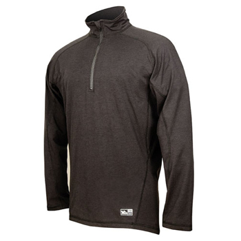 PowerDry 1/4 Zip Shirt - Wildland Warehouse | Gear for Wildland Fire
