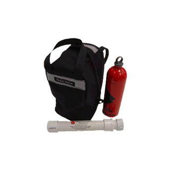 Fuel Bottle/Drip Torch Bag
