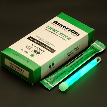 "6"" Green Light Stick"