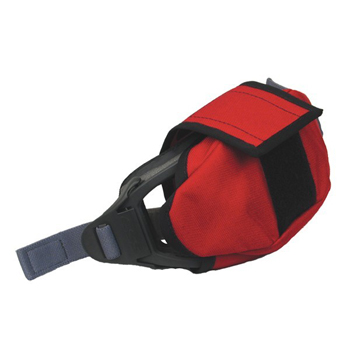 Goggle Wrap (Red or Black) - Wildland Warehouse | Gear for Wildland Fire