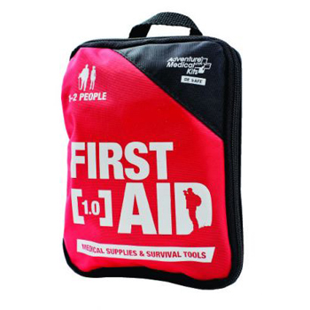 Adventure First Aid 1.0 Kit - Wildland Warehouse | Gear for Wildland Fire