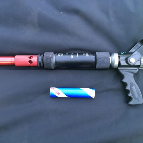 "Foam Gun Package 1""x 6"" NPSH - Wildland Warehouse 