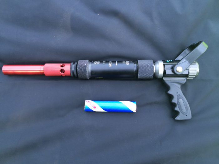 "Foam Gun Package 1"" x 6"" NH"