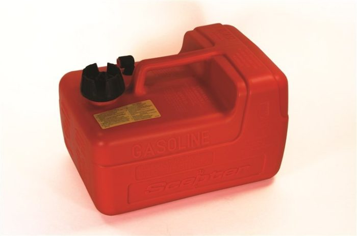 2.6 Gal. Remote Fuel Tank - Wildland Warehouse | Gear for Wildland Fire