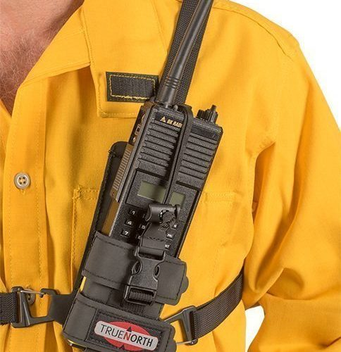 STEALTH RADIO HARNESS / GEN 2 - Wildland Warehouse | Gear for Wildland Fire