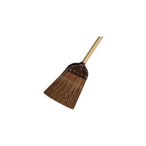 Metal Cap Broom Fiber Fire Broom
