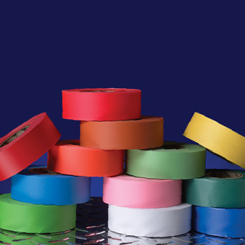 "Ultra Glo Flagging Tape (1 3/16"" w x 50 yds)"