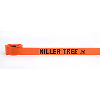 "Killer Tree Flag Tape (1-1/2"" w x 50 yds) - Wildland Warehouse 