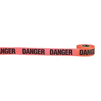 Danger Flagging Tape