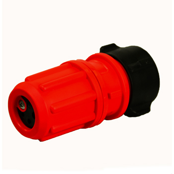 "Revolver Nozzle with 1-1/2"" NH Double Female - Wildland Warehouse 
