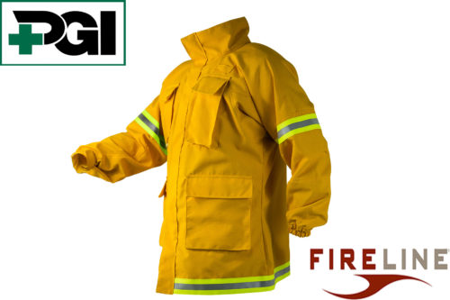 Advance Fabric Brush Coat - Wildland Warehouse | Gear for Wildland Fire