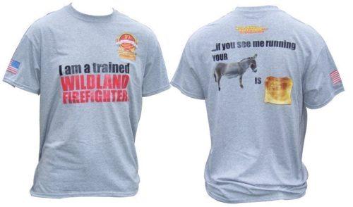 Wildland Toast T-shirt