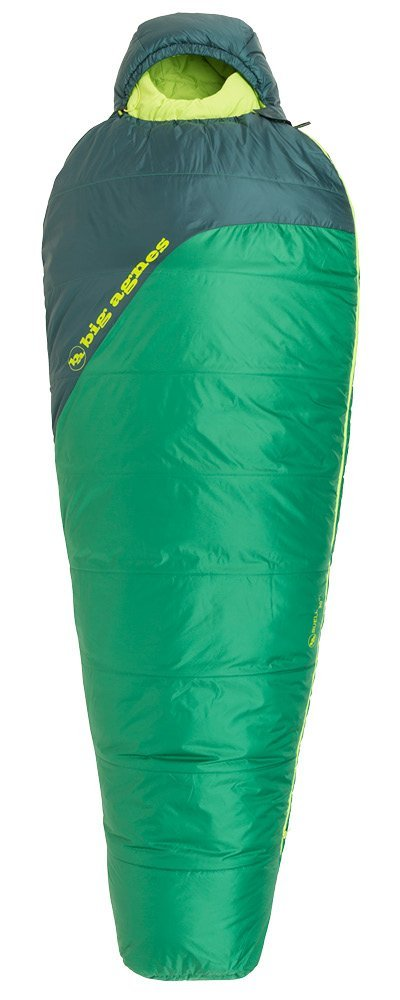 Big Agnes Buell 30 Degree Mummy Sleeping Bag Long - Wildland Warehouse | Gear for Wildland Fire