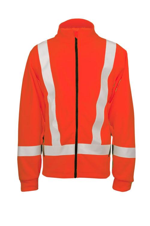 True North Nomex Fleece Briteline Jacket - Wildland Warehouse | Gear for Wildland Fire