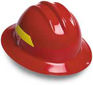 Bullard Full Brim-Style Helmet - Wildland Warehouse | Gear for Wildland Fire