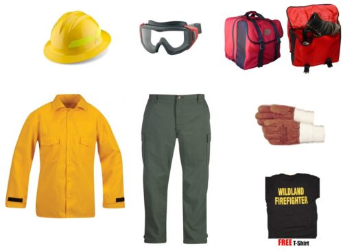 Cal-Osha Nomex® Wildland PRO Package - Wildland Warehouse | Gear for Wildland Fire