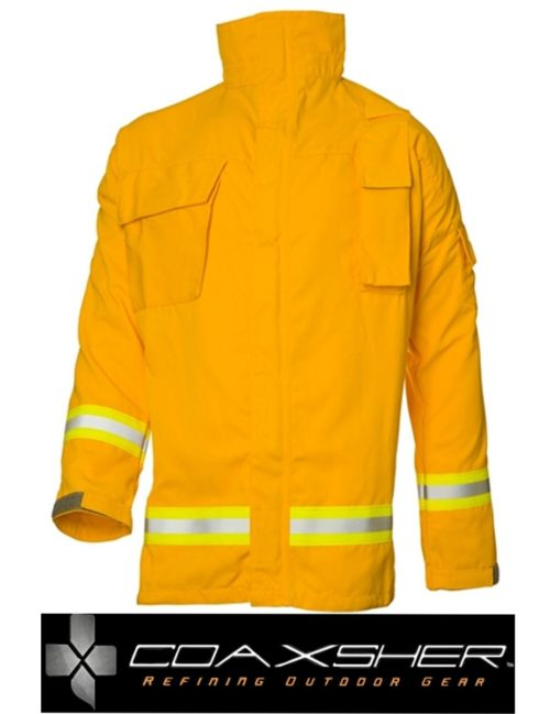 CX Urban Interface Brush Coat - Wildland Warehouse | Gear for Wildland Fire