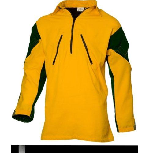 BetaX Wildland Fire Shirt 5.8oz & 7.0oz Tecasafe Plus - Wildland Warehouse | Gear for Wildland Fire