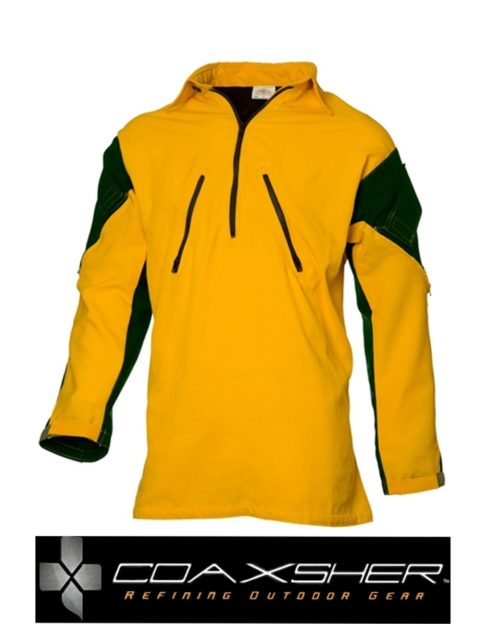 BetaX Wildland Fire Shirt 5.8oz & 7.0oz Tecasafe Plus