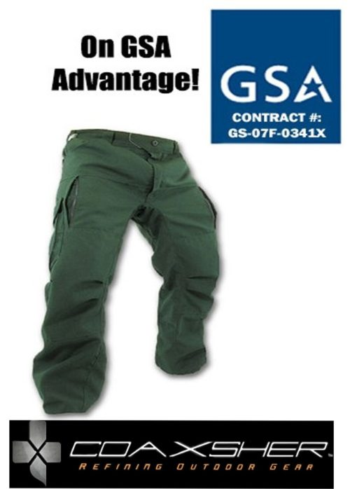 CX Wildland Vent Brush Pants