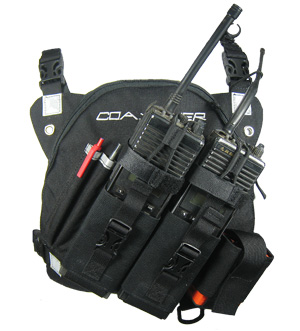 DR-1 Commander Radio Harness - Wildland Warehouse | Gear for Wildland Fire