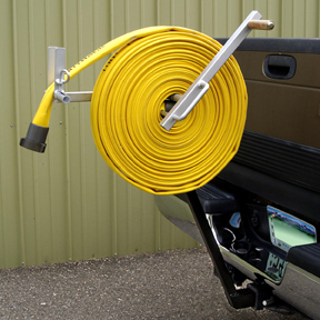 Hose Coiler - Winder - Wildland Warehouse | Gear for Wildland Fire