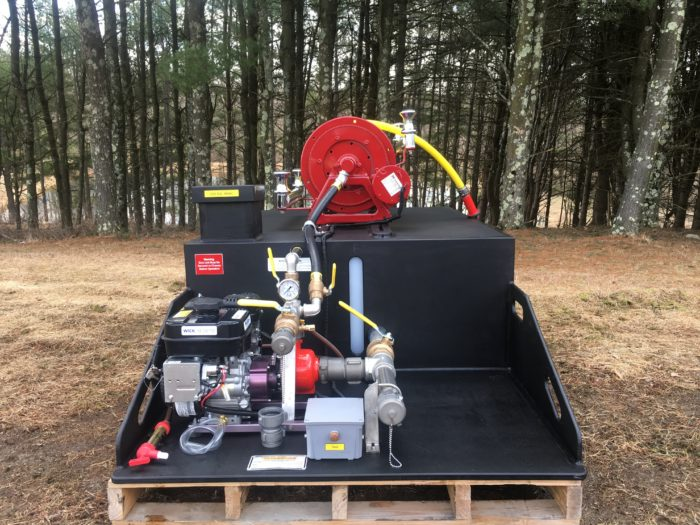 2017 Spartan Skid Unit - Wildland Warehouse | Gear for Wildland Fire