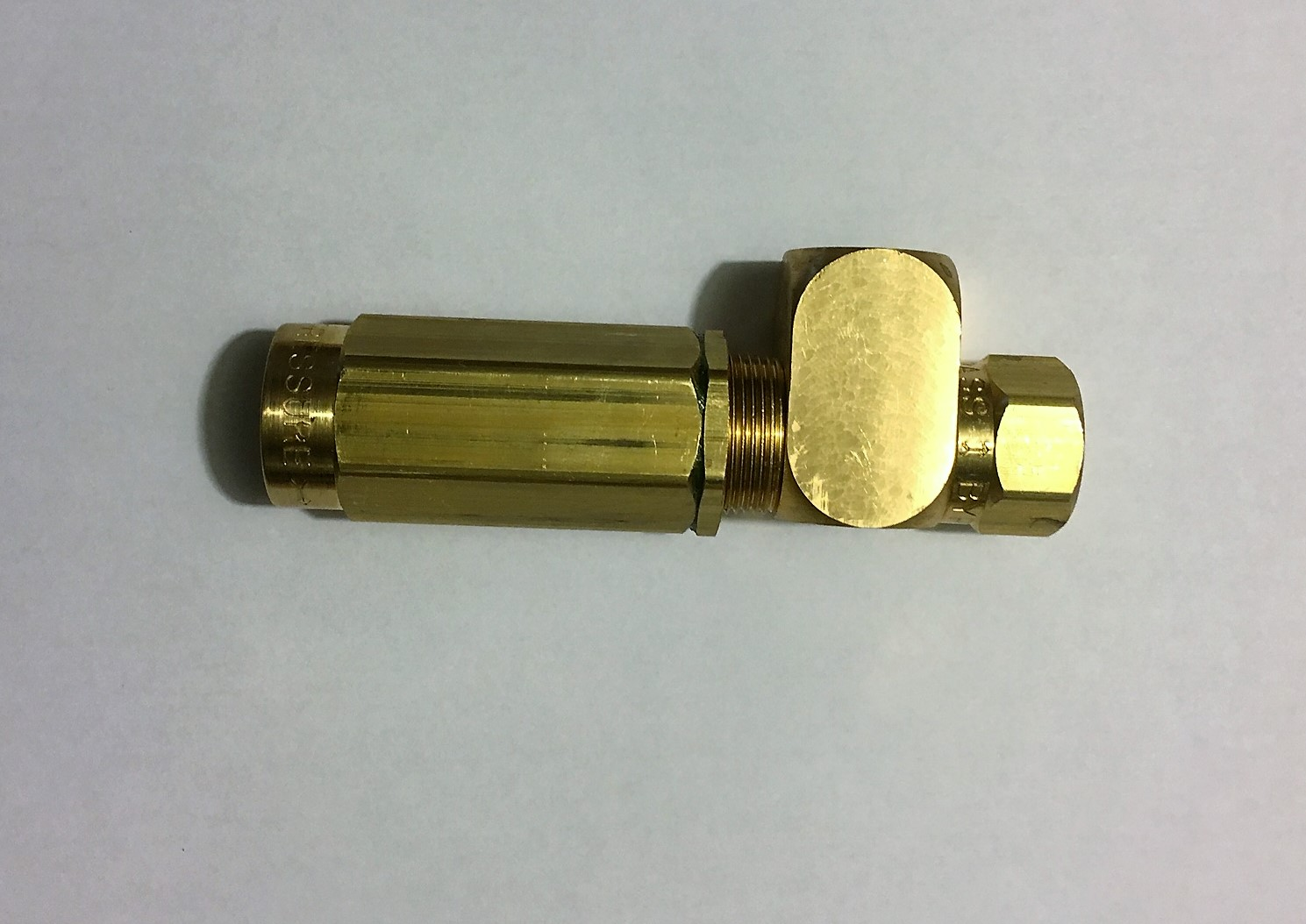 Inline Pressure Relief Valve W/O Coupling - Wildland Warehouse | Gear for Wildland Fire