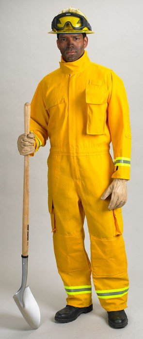 Closeout: Nomex Coverall w/ Triple Trim - Wildland Warehouse | Gear for Wildland Fire