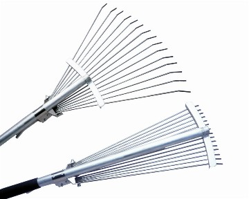 Collapsible Fire Rake - Wildland Warehouse | Gear for Wildland Fire