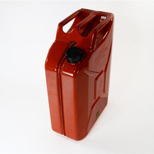 Metal 5 Gallon Fuel Tank - Wildland Warehouse | Gear for Wildland Fire