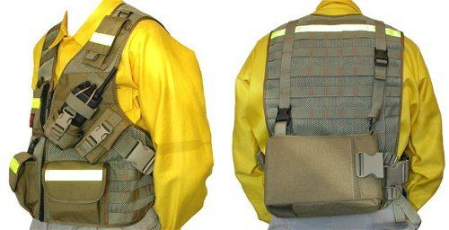 Initial Attack MOLLE I/C Vest - Wildland Warehouse | Gear for Wildland Fire