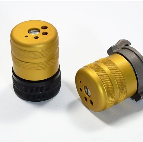 "Mercedes 1-1/2"" Multi-Orifice Nozzle - Wildland Warehouse 