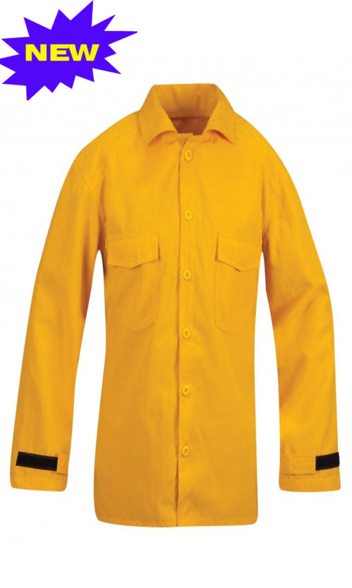 Gov't Style Nomex Wildland Shirt - Wildland Warehouse | Gear for Wildland Fire