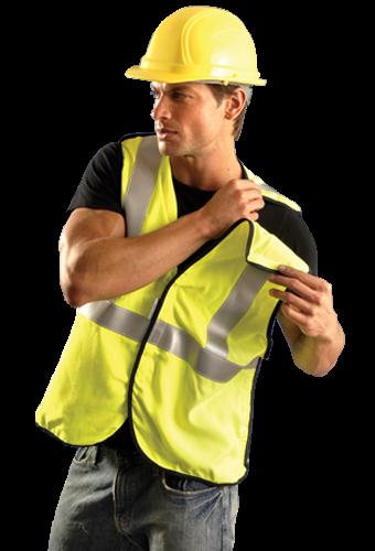 Premium FR 5 Point Break-Away Safety Vest - Wildland Warehouse | Gear for Wildland Fire