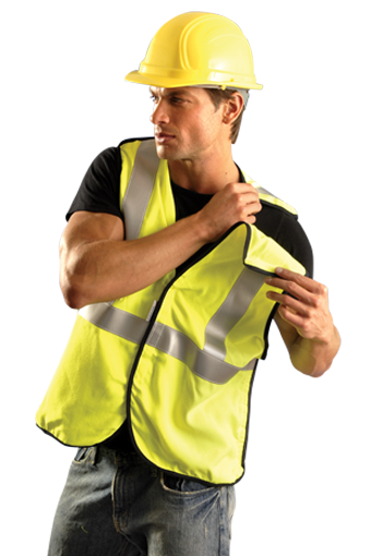 Premium FR 5 Point Break-Away Safety Vest - Wildland Warehouse | Gear for Wildland Fire