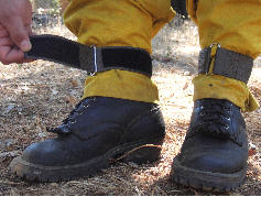 Pant Leg Straps - Wildland Warehouse | Gear for Wildland Fire