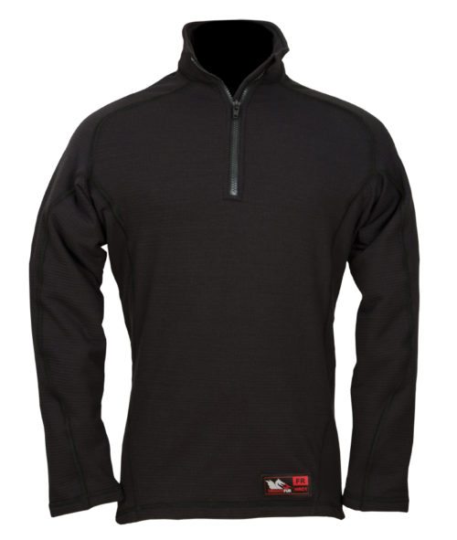 POWER GRID™ 1/4 ZIP DUAL HAZARD SHIRT - Wildland Warehouse | Gear for Wildland Fire