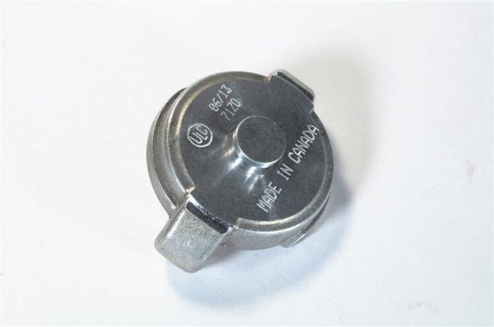 "1-1/2"" Quarter Turn Forged Cap"