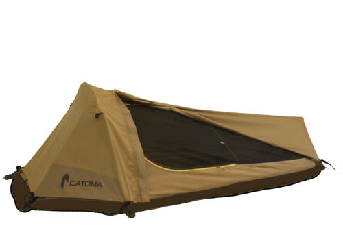 Catoma Raider Ultralight 1 person Tent - Wildland Warehouse | Gear for Wildland Fire