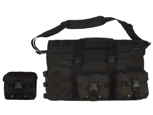 Molle Tactical Laptop Briefcase - Wildland Warehouse | Gear for Wildland Fire
