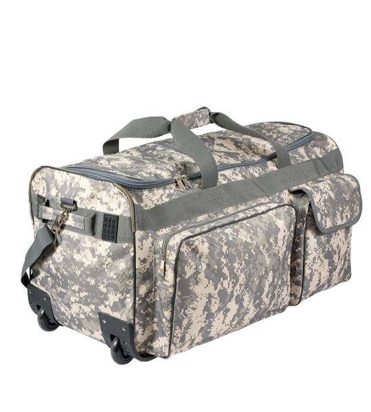 """Camo 30"""" Expedition Wheeled Bag"""