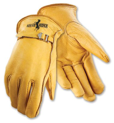 Leather Work Gloves - Wildland Warehouse | Gear for Wildland Fire