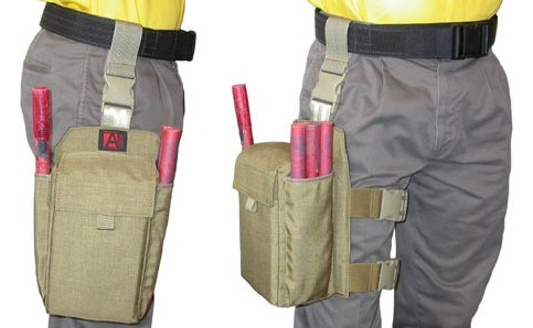 Initial Attack Thigh Mount Fire Shelter Pouch - Wildland Warehouse | Gear for Wildland Fire