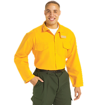 Nomex Traditional Wildland Fire Shirt - Wildland Warehouse | Gear for Wildland Fire