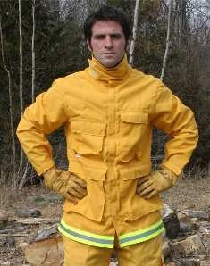 Wildland Fire Overshirt