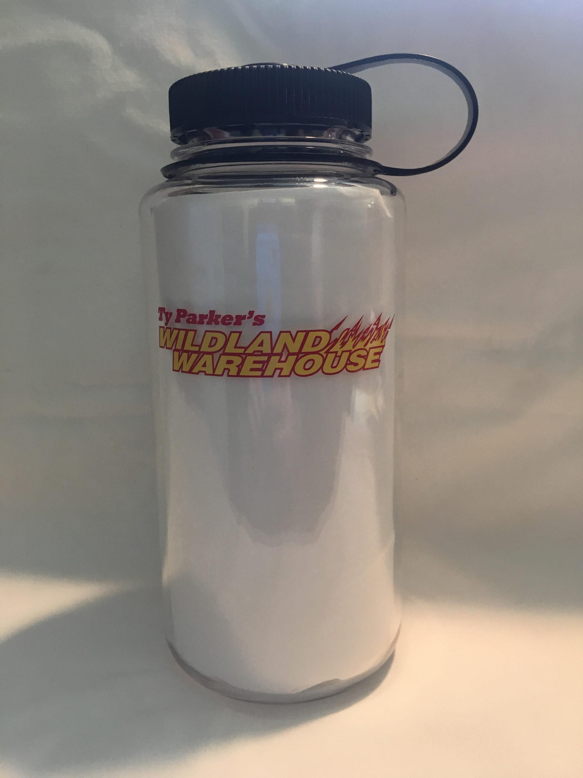 Wildland Warehouse Nalgene 1L Water Bottle - Wildland Warehouse   Gear for Wildland Fire
