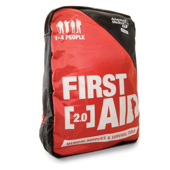 Adventure First Aid 2.0 Kit - Wildland Warehouse | Gear for Wildland Fire