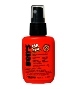 Ben's 100 Insect Repellant - 1.25 oz Spray - Wildland Warehouse | Gear for Wildland Fire